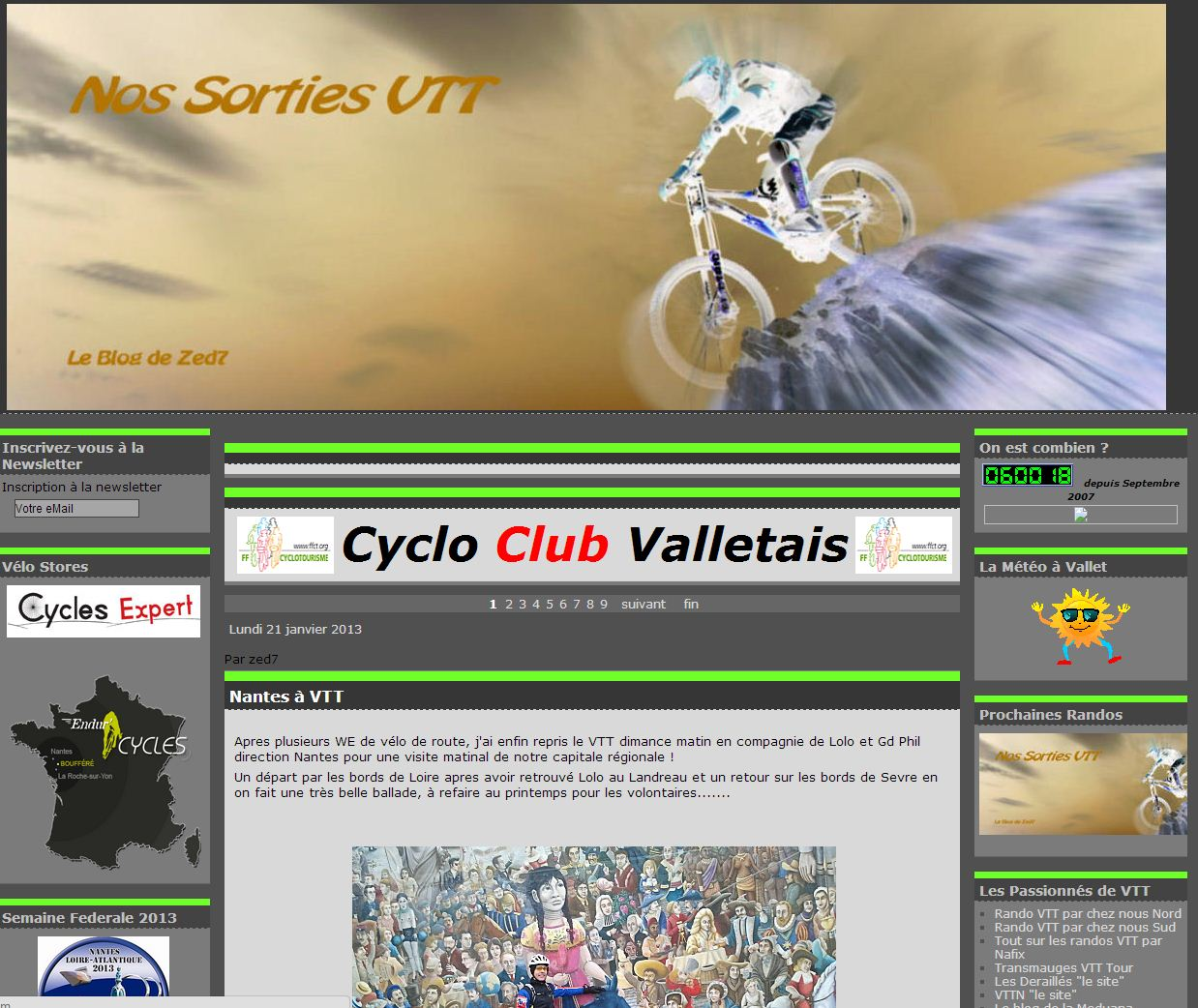Cyclo Club Valletais