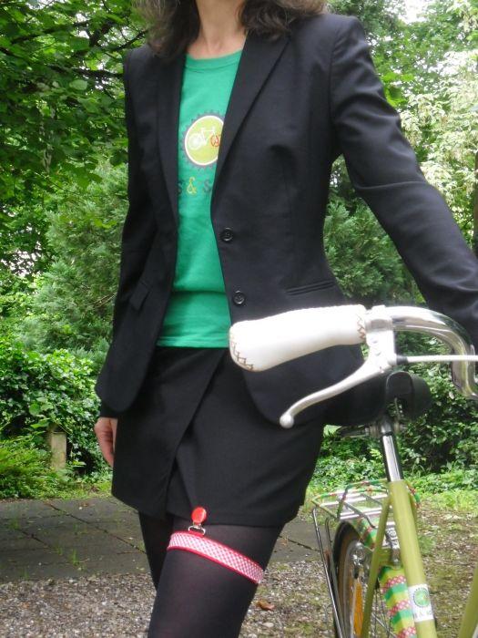 La jart'elle des Filles à vélo